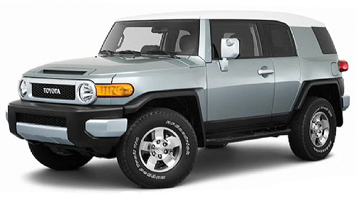 2010 Toyota FJ Cruiser Video Specs