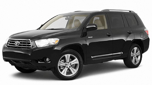 2010 Toyota Highlander 4WD Video Specs