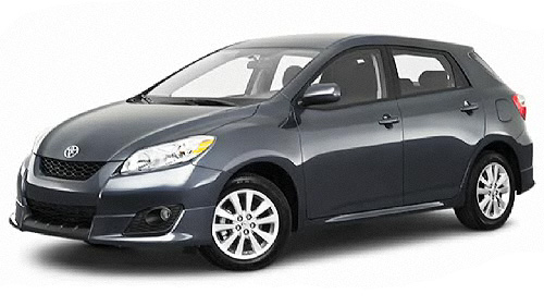 2010 Toyota Matrix Video Specs