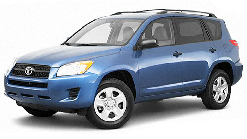 2010 Toyota RAV 4 4WD Video Specs