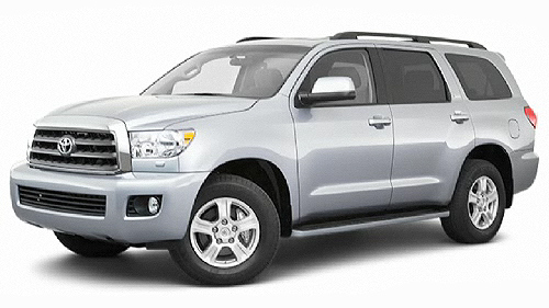 2010 Toyota Sequoia Video Specs