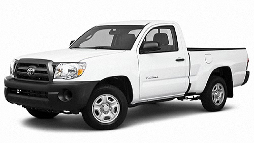 2010 Toyota Tacoma 4WD Access Cab Video Specs