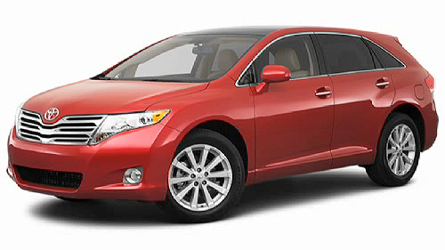 2010 Toyota Venza Video Specs
