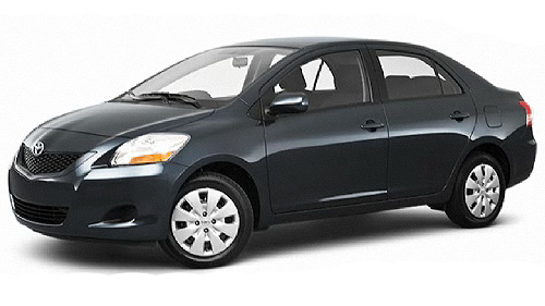 2010 Toyota Yaris Video Specs