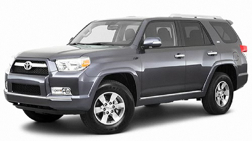 Vid�o de pr�sentation: Toyota 4Runner 2010 Video