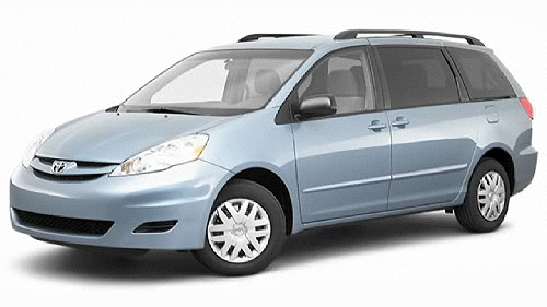 Vid�o de pr�sentation: Toyota Sienna 2010 Video