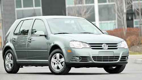 2010 Volkswagen City Golf Video Specs