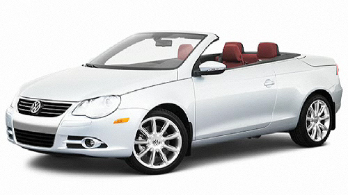 2010 Volkswagen Eos Video Specs