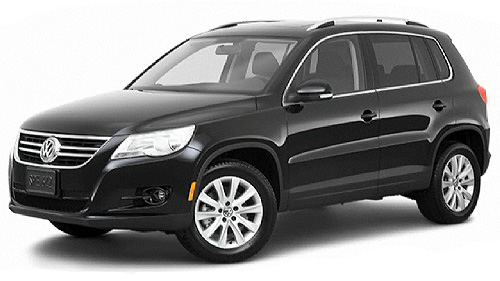 2010 Volkswagen Tiguan Video Specs