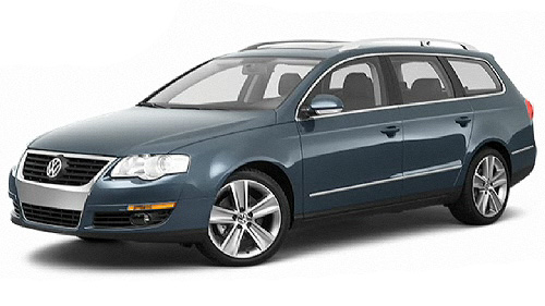 Vid�o de pr�sentation: Volkswagen Passat Wagon 2010 Video