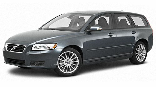 Vid�o de pr�sentation: Volvo V50 2010 Video