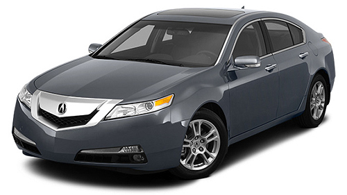 2011 Acura TL Video Specs