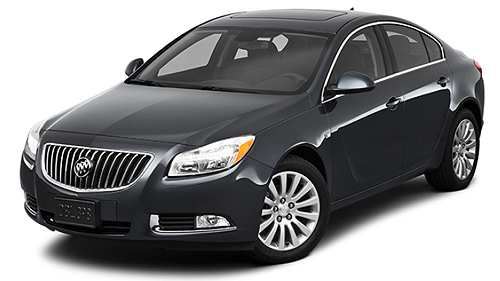 2011 Buick Regal Video Specs