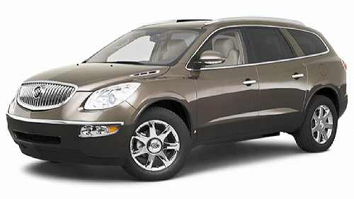 Vid�o de pr�sentation: Buick Enclave 2011 Video