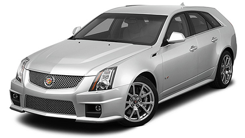 2011 Cadillac CTS V Wagon Video Specs