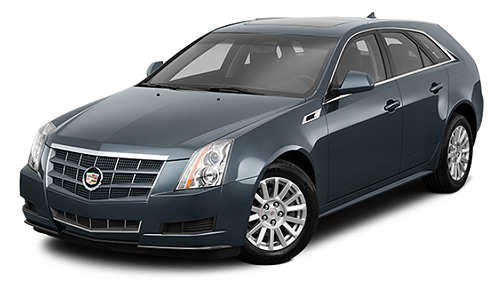 2011 Cadillac CTS Wagon RWD Video Specs