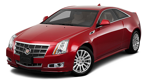 Vid�o de pr�sentation: Cadillac CTS Coup� 2011 Video