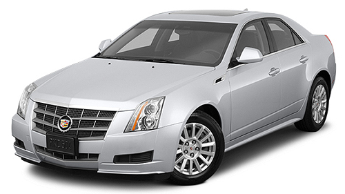 Vid�o de pr�sentation: Cadillac CTS TI 2011 Video