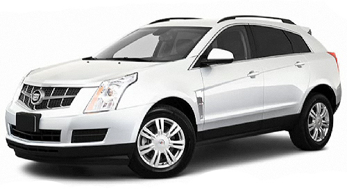 Vid�o de pr�sentation: Cadillac SRX TI 2011 Video
