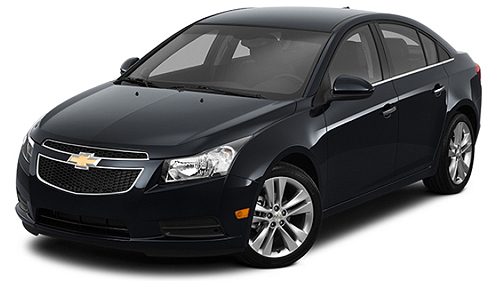 Vid�o de pr�sentation: Chevrolet Cruze 2011 Video