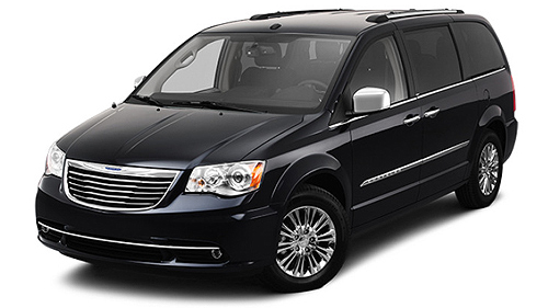 2011 Chrysler Town & Country Video Specs