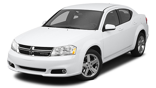2011 Dodge Avenger Video Specs