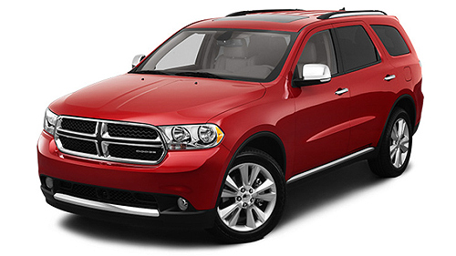 Vid�o de pr�sentation: Dodge Durango 2011 Video
