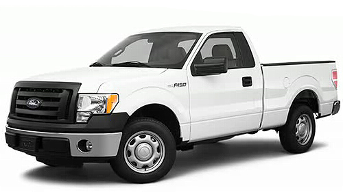 2011 Ford F-150 4x2 Regular Cab Short Bed Video Specs