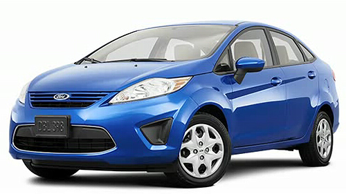 2011 Ford Fiesta Sedan Video Specs