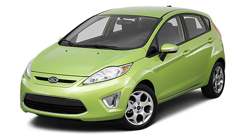 2011 Ford Fiesta Hatchback Video Specs