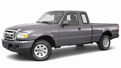 2011 Ford Ranger 4x2 Super Cab Video Specs