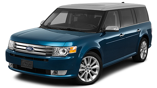 Vid�o de pr�sentation: Ford Flex 2011 Video