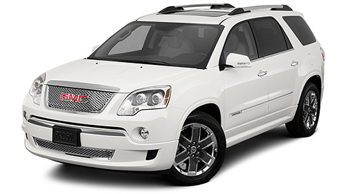 2011 GMC Acadia AWD Video Specs