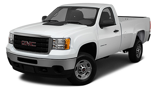 2011 GMC Sierra 2500HD 2WD Regular Cab Long Box Video Specs