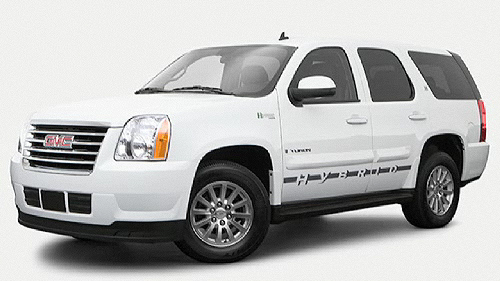 2011 GMC Yukon Hybrid 4WD Denali Video Specs