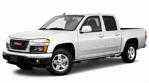 Vid�o de pr�sentation: GMC Canyon 4RM Cabine Multiplaces 2011 Video
