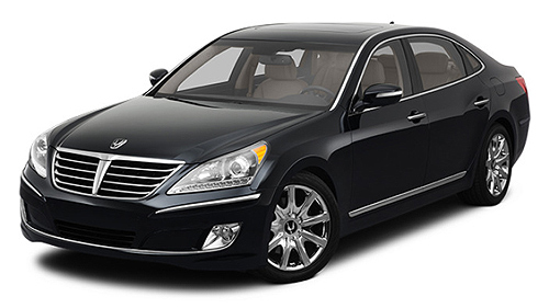 2011 Hyundai Equus Video Specs