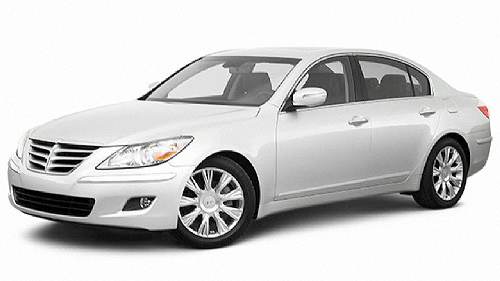 2011 Hyundai Genesis Sedan Video Specs