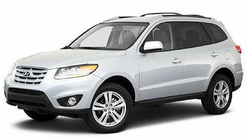 2011 Hyundai Santa Fe AWD Video Specs