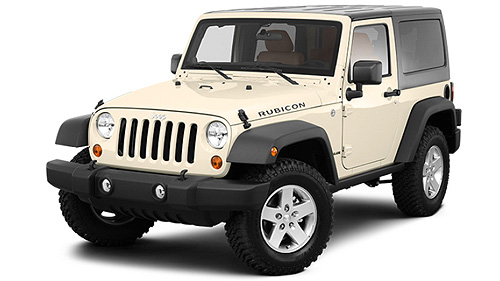 Vid�o de pr�sentation: Jeep Wrangler 2011 Video