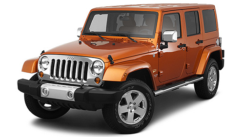 Vid�o de pr�sentation: Jeep Wrangler Unlimited 2011 Video