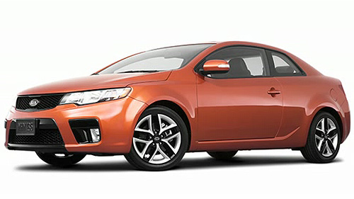 2011 Kia Forte Koup Video Specs