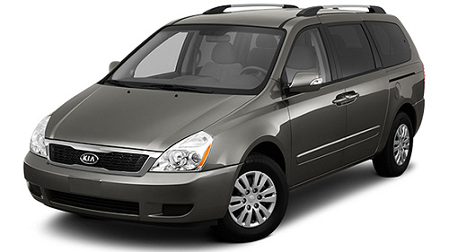 2011 Kia Sedona Video Specs