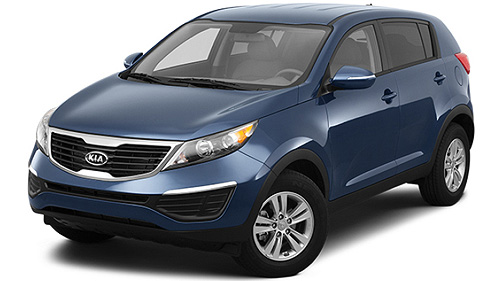 2011 Kia Sportage Video Specs