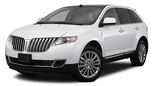 Vid�o de pr�sentation: Lincoln MKX TI 2011 Video