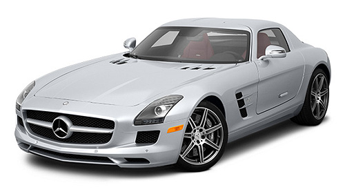 Vid�o de pr�sentation: Mercedes Classe SLS 2011 Video