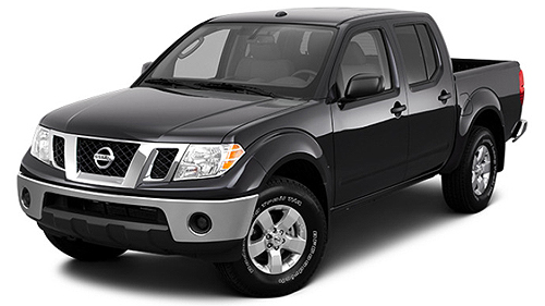 2011 Nissan Frontier 4WD King Cab Video Specs