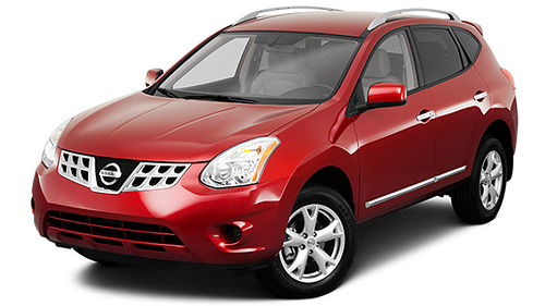 2011 Nissan Rogue AWD Video Specs
