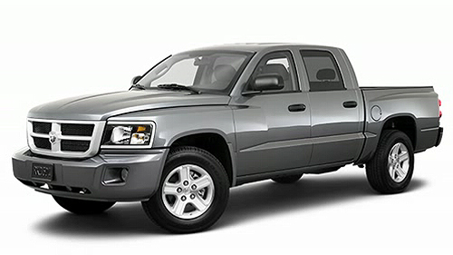 2011 Ram Dakota 4x4 Crew Cab Video Specs