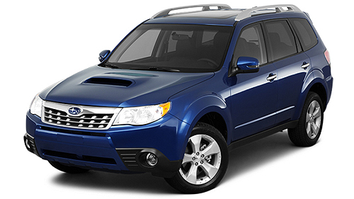 2011 Subaru Forester Video Specs